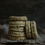 Zdravi keksi sa sjemenkama sezama, lana i suncokreta