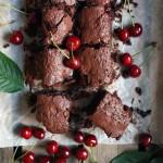 Sočni brownie