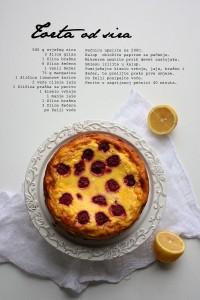 Torta sa sirom