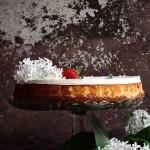 Cheesecake s ABC sirom