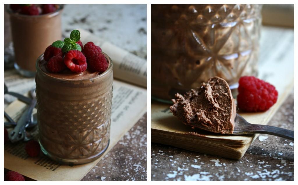 Brzi cokoladni mousse