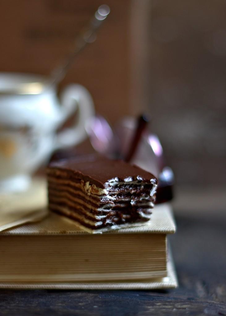 Dolcela Čokoladni rozen kolač