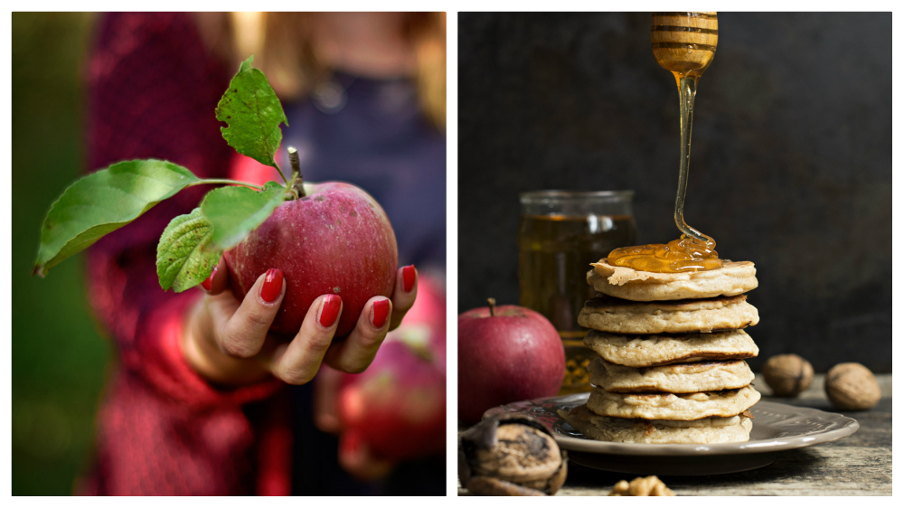 Palačinke s jabukama i cimetom