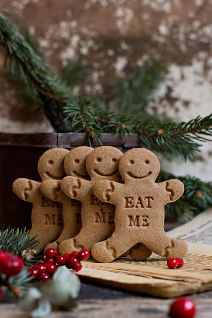 Gingerbread keksi