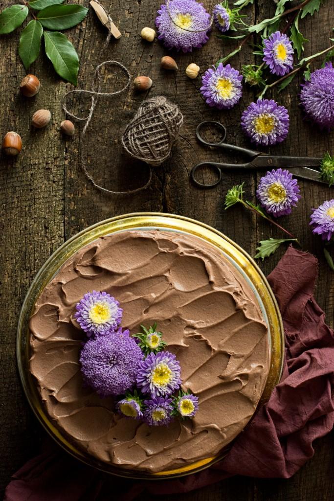 Fererro rocher torta