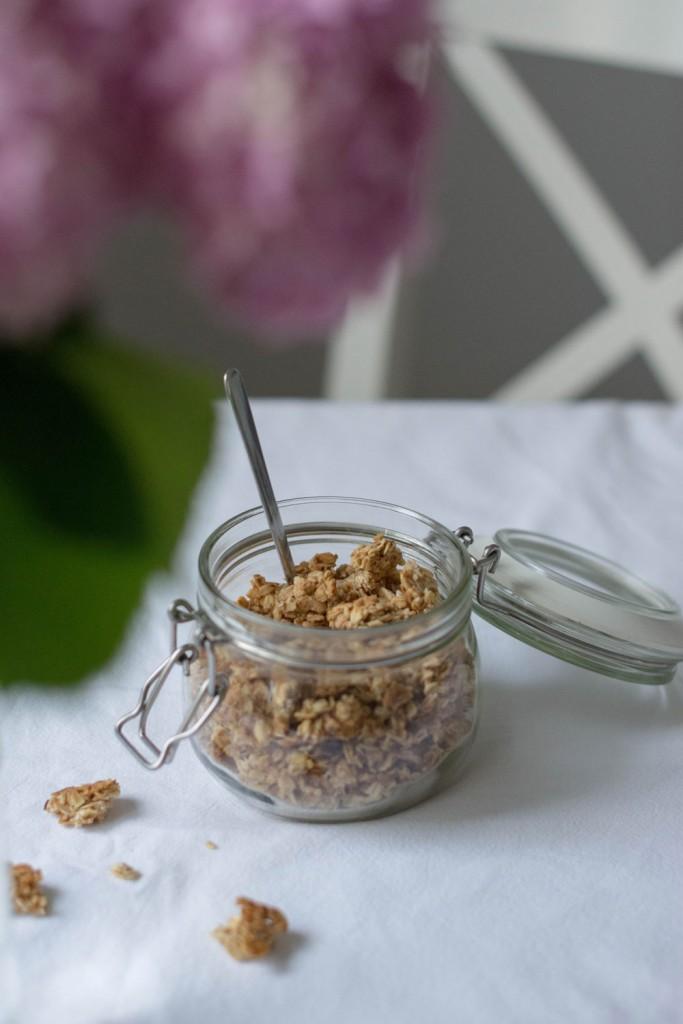 Domaća granola musli