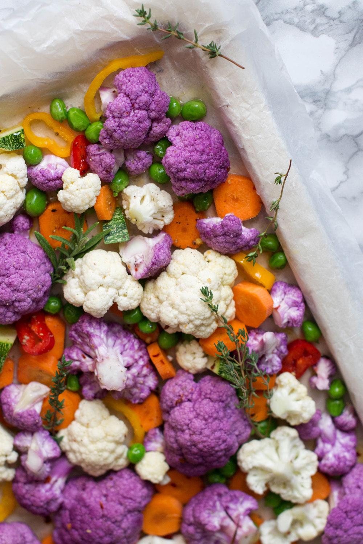 Pečeni karfiol