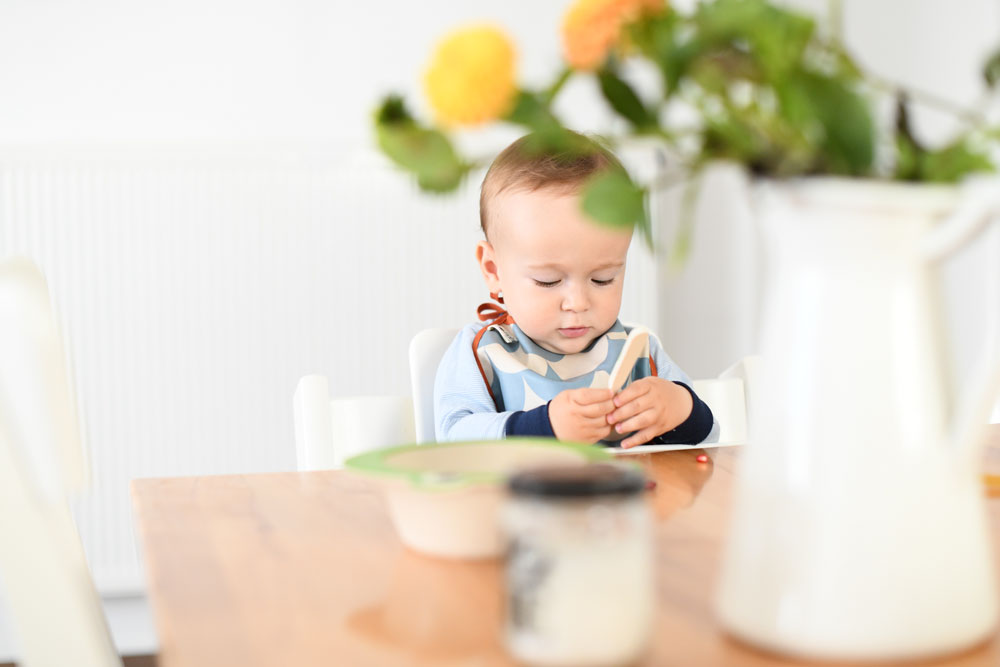 Kako bebama pripremiti gris