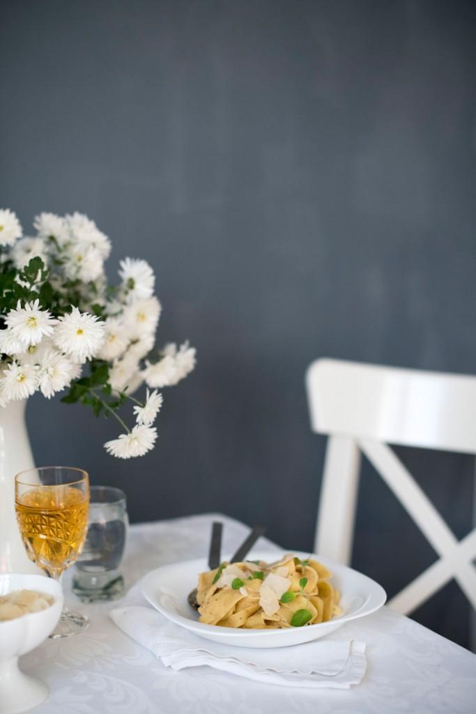 Tjestenina s bijelom tartufatom