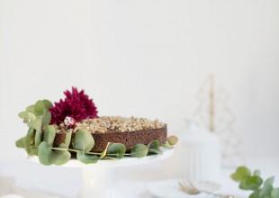 Torta s kavom i orasima
